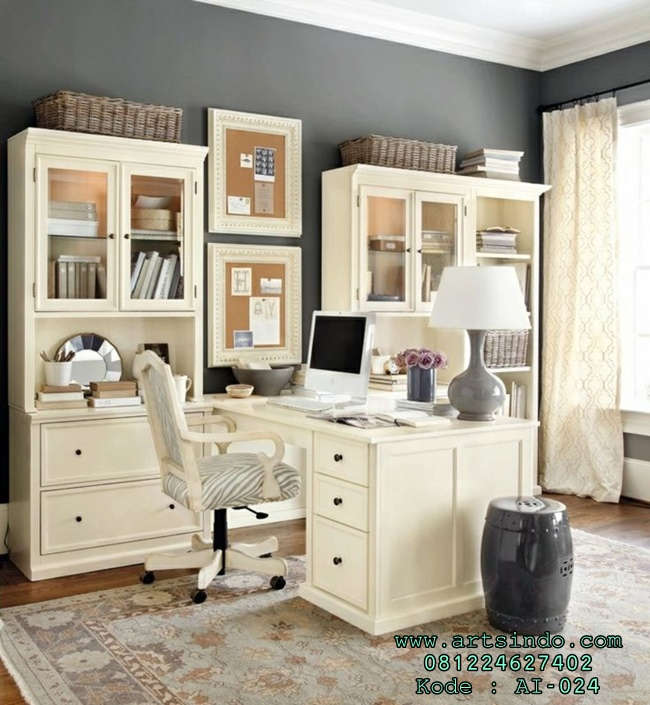 Meja Kerja Minimalis Duco Home Office