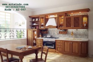 Kitchen Set Jepara Murah AI-047