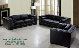 Sofa Tamu Minimalis Modern AI-048