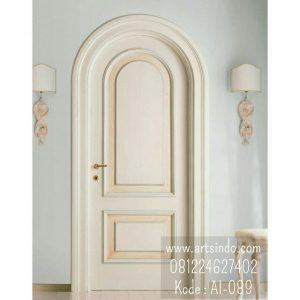 Pintu Kamar Mewah Lengkung