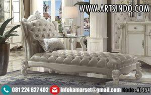 Sofa Lounger Klasik Mewah AI-154
