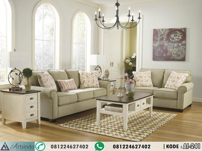Model sofa tamu klasik minimalis modern kursi tamu murah for Sofa klasik