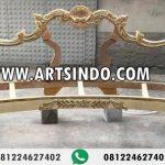 Sofa Mewah Ukiran Esmeralda AI-310