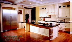 Kitchen Set Klasik Mewah Duco
