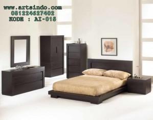 Set Kamar Tidur Minimalis Lengkap Terbaru