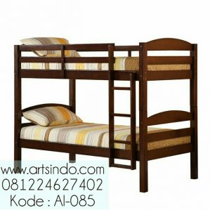 Tempat tidur asrama kost tingkat murah
