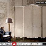 Set Tempat Tidur Kamar Mewah AI-146
