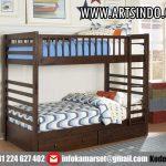 tempat-tidur-asrama-susun