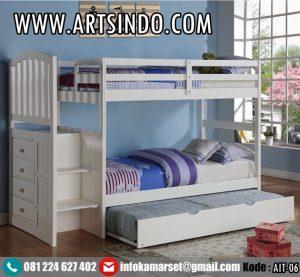 Tempat Tidur Tingkat Anak Laki-Laki AIT-06