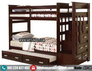 tempat tidur tingkat anak minimalis terbaru . arts indo