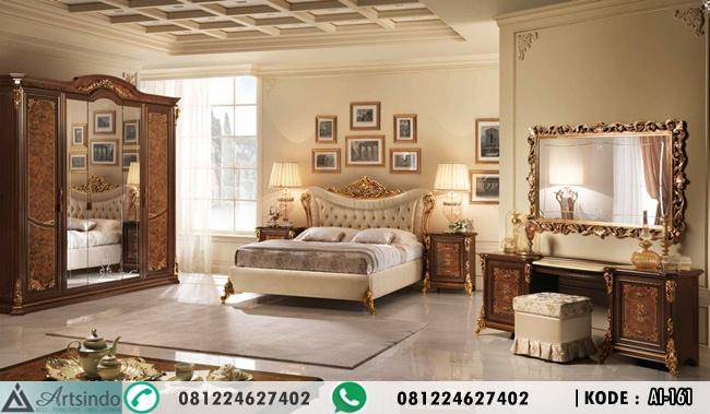 Set Tempat Tidur Mewah Simphony