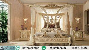 Tempat Tidur Pengantin Mewah Riva