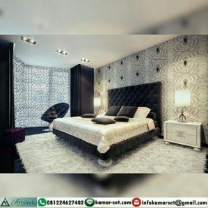 Tempat Tidur Klasik Minimalis Elegan AI-193