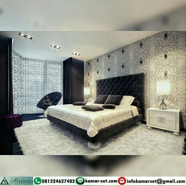 Tempat Tidur Klasik Minimalis Elegan Ai 193 Arts Indo Furniture