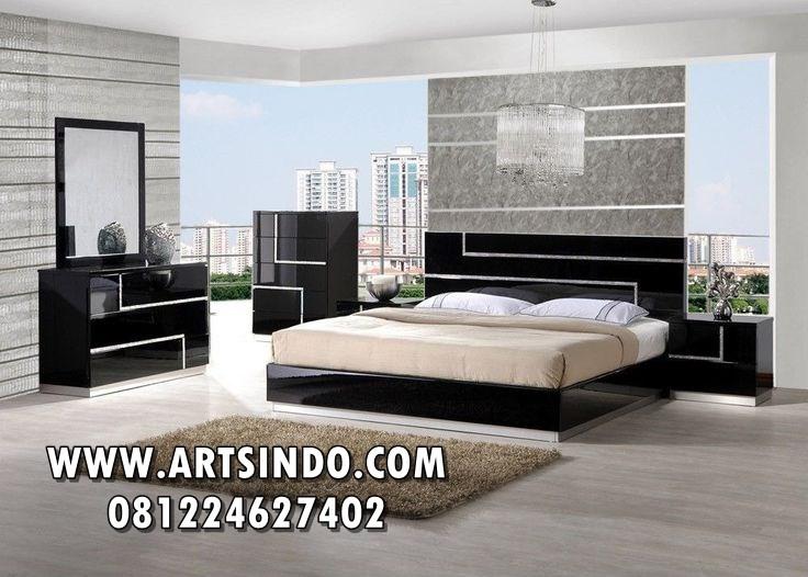 Set Kamar Tidur Minimalis Modern Arts Indo Furniture