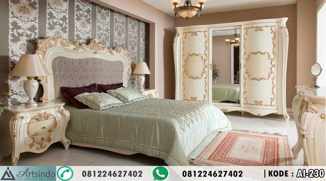 Tempat Tidur Mewah Klasik Anniesa AI-280