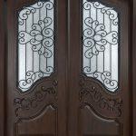 Desain Pintu Utama Elegan Klasik AI-290