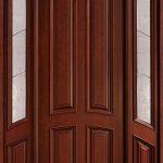 Pintu Lengkup Panel Kotak Jendela AI-297