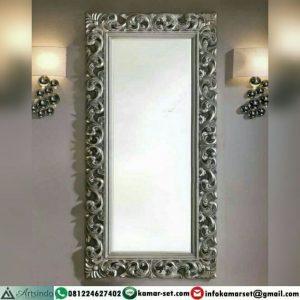 Frame Pigura Kaca Klasik Mewah AI-330
