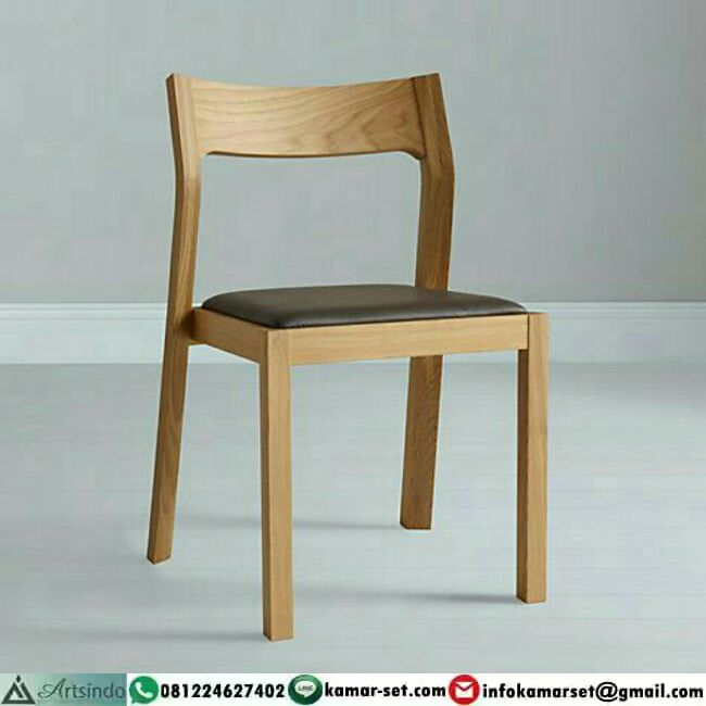 Kursi Cafe Simple Murah AI-337
