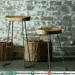 Stool Bar Cafe Industrial AI-328