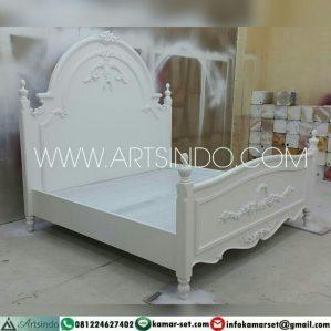 Tempat Tidur Klasik Shabby Chic AI-340