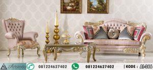 Set Sofa Tamu Klasik Italy AI-366