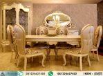 Set Meja Makan Klasik Elegan Turki