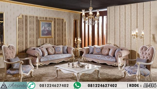 Set Sofa Ruang Tamu Elegan