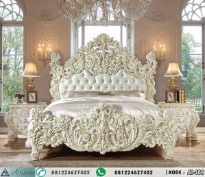 Set Tempat Tidur Mewah Nirwana Sarasvati