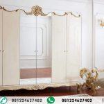 Set Tempat Tidur Klasik Elegan Cantik AI-416