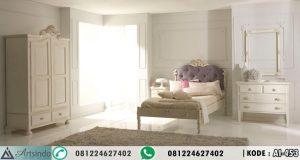 Set Tempat Tidur Anak Klasik Spalnya AI-453