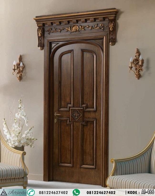 Desain Pintu Kamar Tidur Klasik