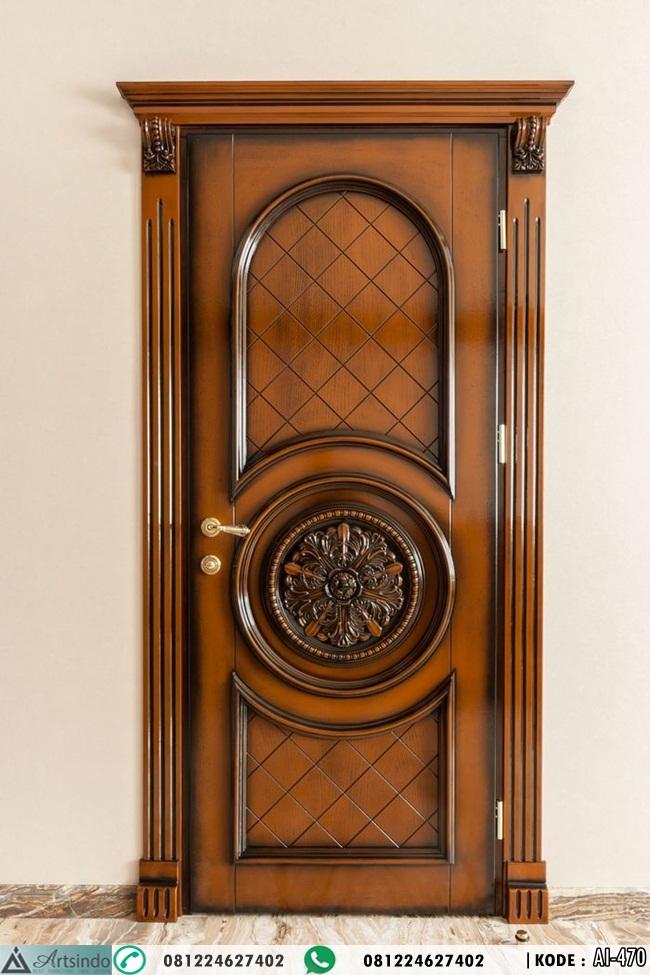 Model Pintu Kamar Klasik
