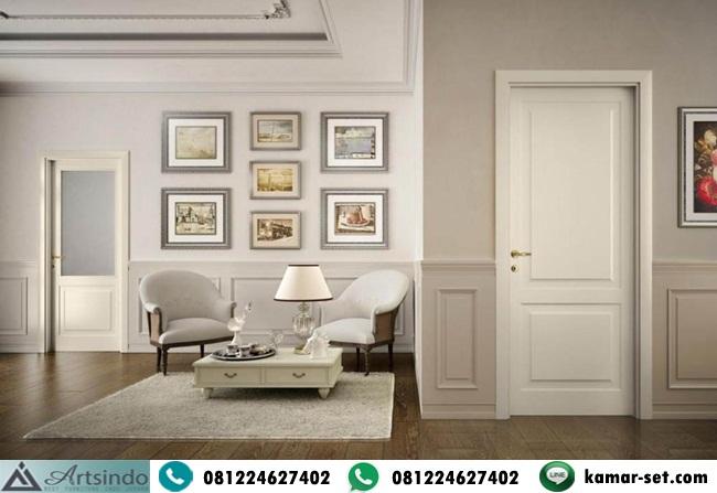 Model Pintu Elegan Klasik Modern