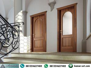 Model Pintu Kamar Desain Klasik Minimalis Modern Terbaru